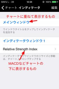 mt4 iphoneインジケーターの追加方法